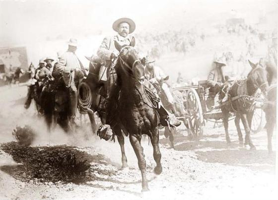 Horseback-Pancho-Villa