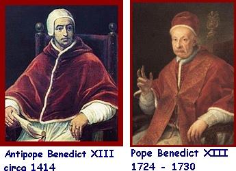 popes b