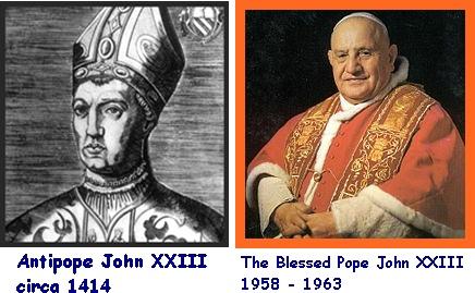 popes J