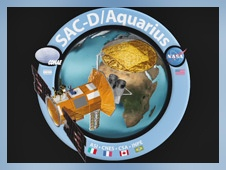 aquarius mission patch