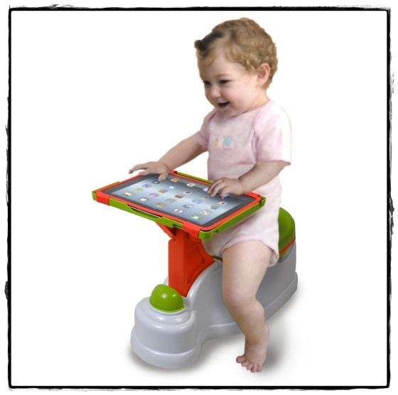 ipotty demonstration
