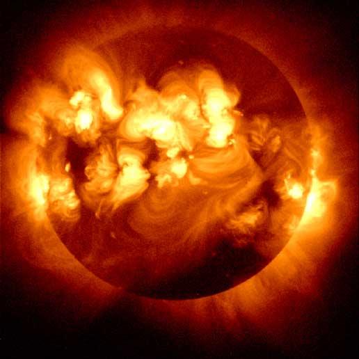 Solar Flare www.nasa.gov