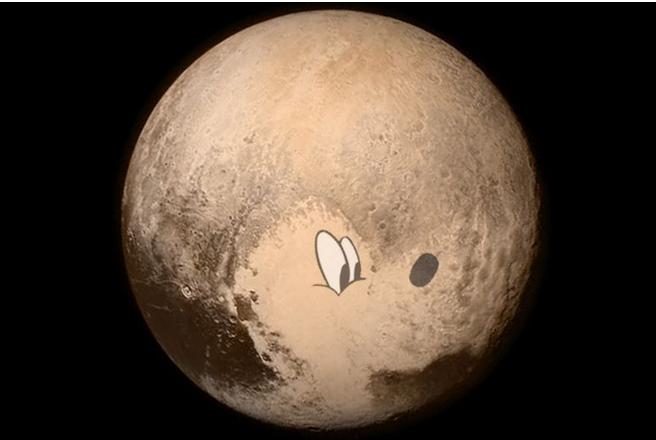 Pluto in Pluto 1